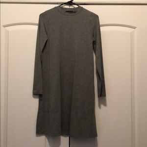 J.Crew Swingy Long-sleeve dress